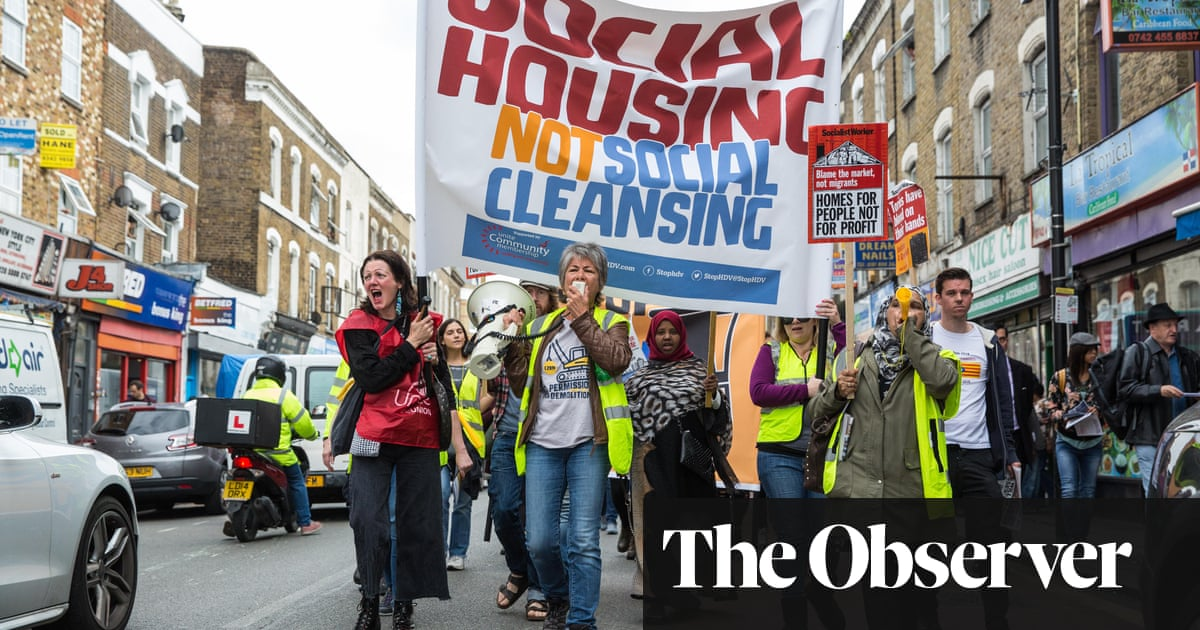 Regeneration Or Pushing Out The Poor Labour Divides In Bitter
