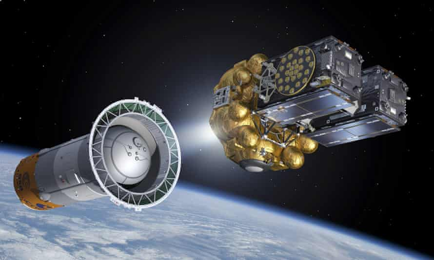 Galileo programme's Full Operational Capability (FOC) satellites