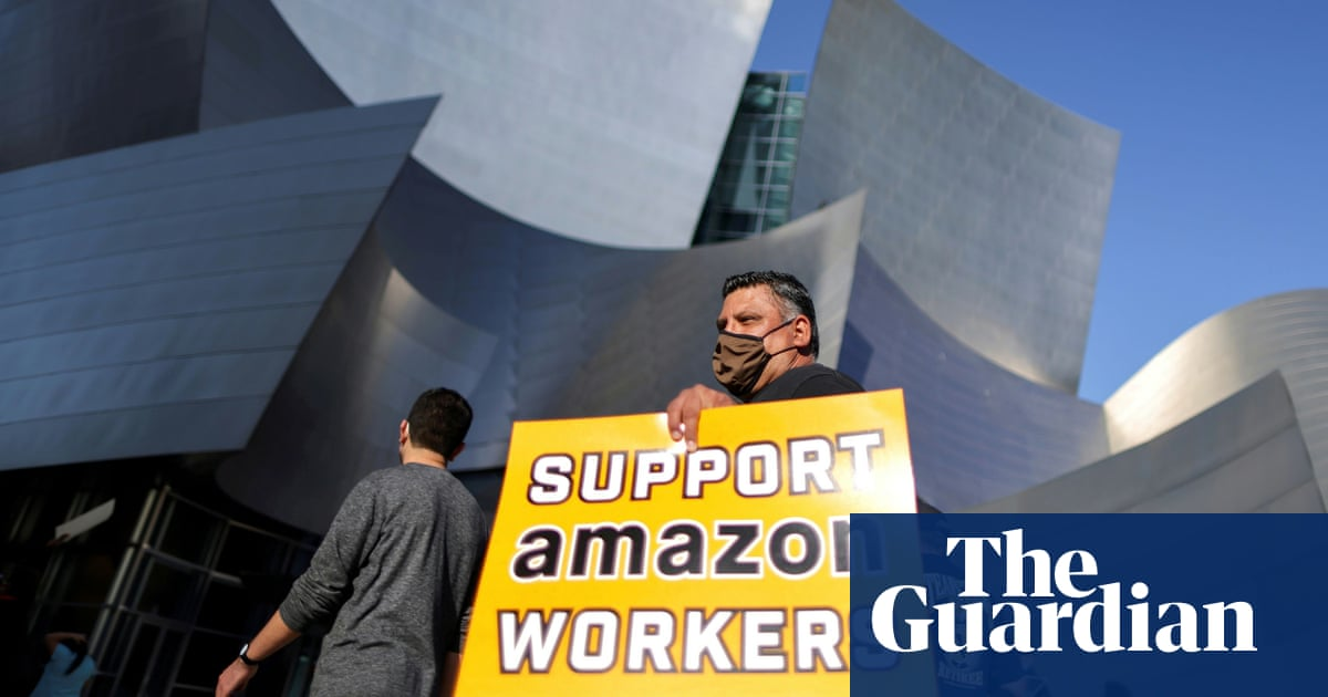 Amazon union vote: result expected soon as tally resumes
