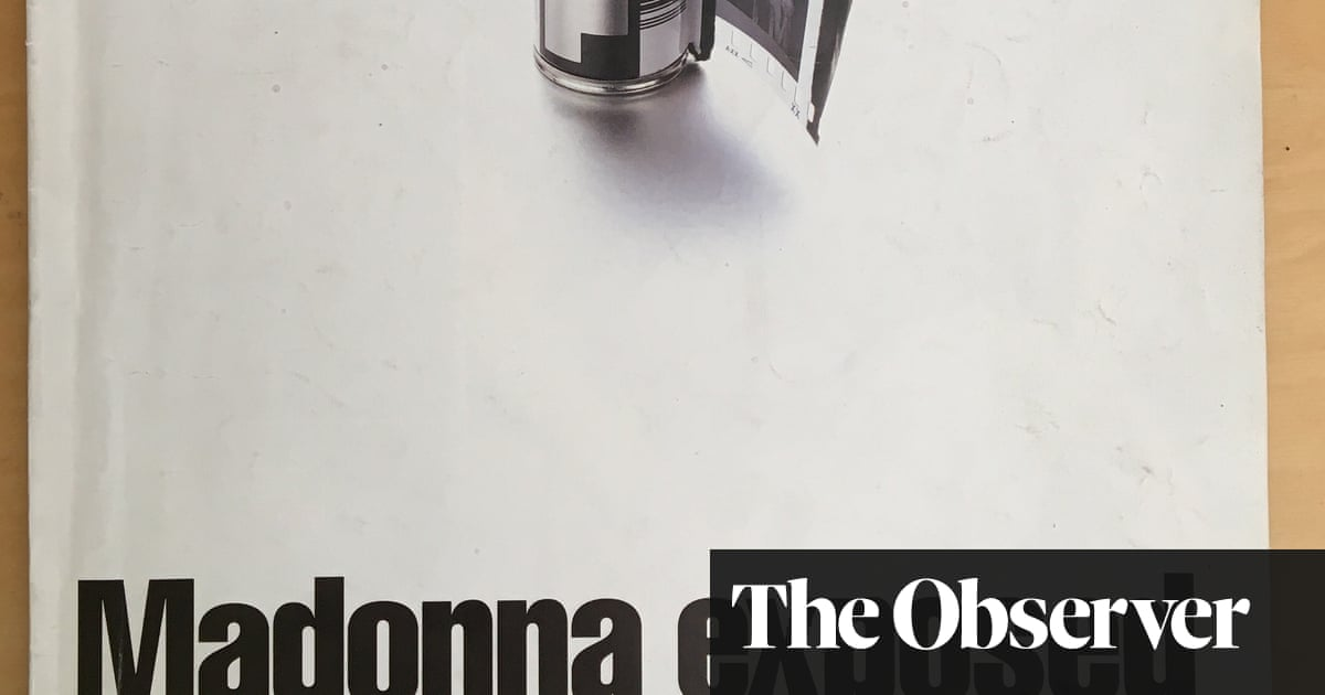 From the archive: Madonna cancels Martin Amis, 1992