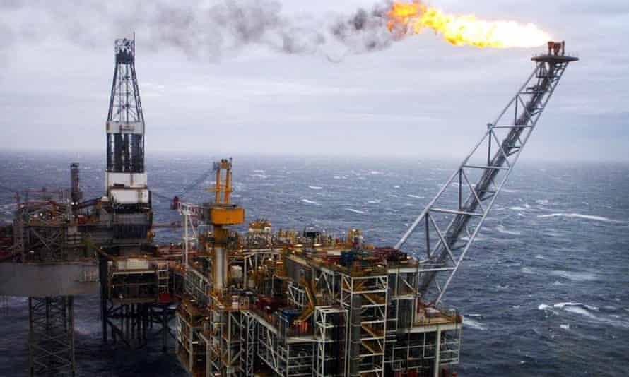 North Sea oil and gas is 'no longer the cash cow chancellors have come to expect' said Carbon Brief.