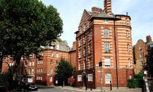 A recent photograph of Arnold Circus, Boundary Estate, in what has now become trendy Shoreditch