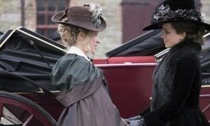 Chloë Sevigny and Kate Beckinsale in Love & Friendship