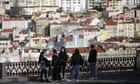Covid live: travel in and out of Lisbon to be banned after Portugal cases surge; Nepal plea for vaccine doses