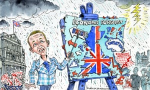 Andy Haldane said the economics had learned the lessons of the Michael Fish debacle in 2008.