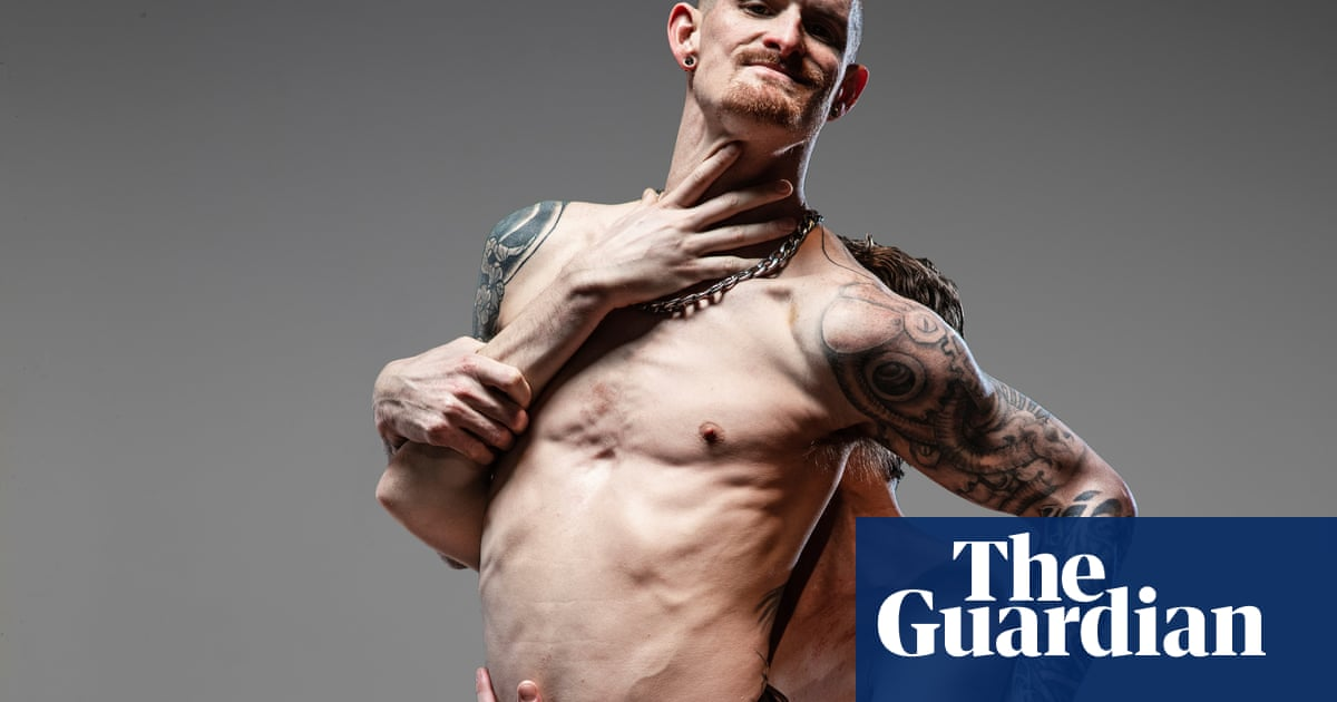 'I'm celebrating my body for the first time': Dan Daw's BDSM dance show