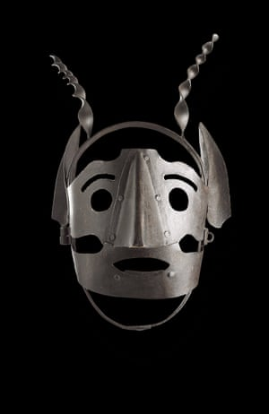 A scold's bridle from the Wellcome Collection