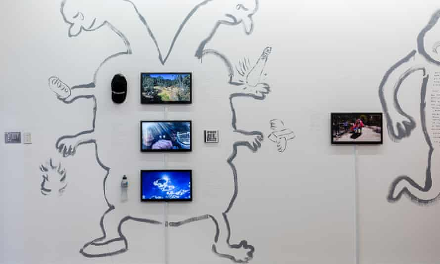 Multimedia installations by Jason Phu.