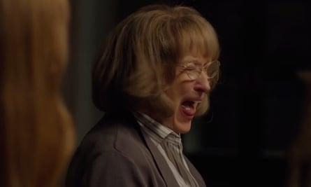 Meryl Streep's memeable scream.