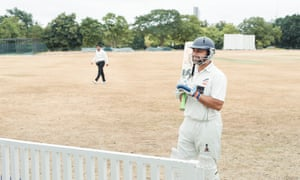 180729 guardian natwest - ilford CC. Man of the match - Mohammad Akhtar