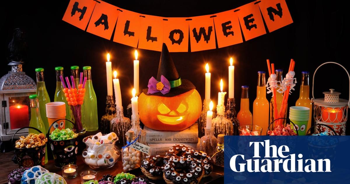 Ready, steady, spook! 10 pumpkin-free Halloween treats – from meringue bones to Nigella Lawson's pus