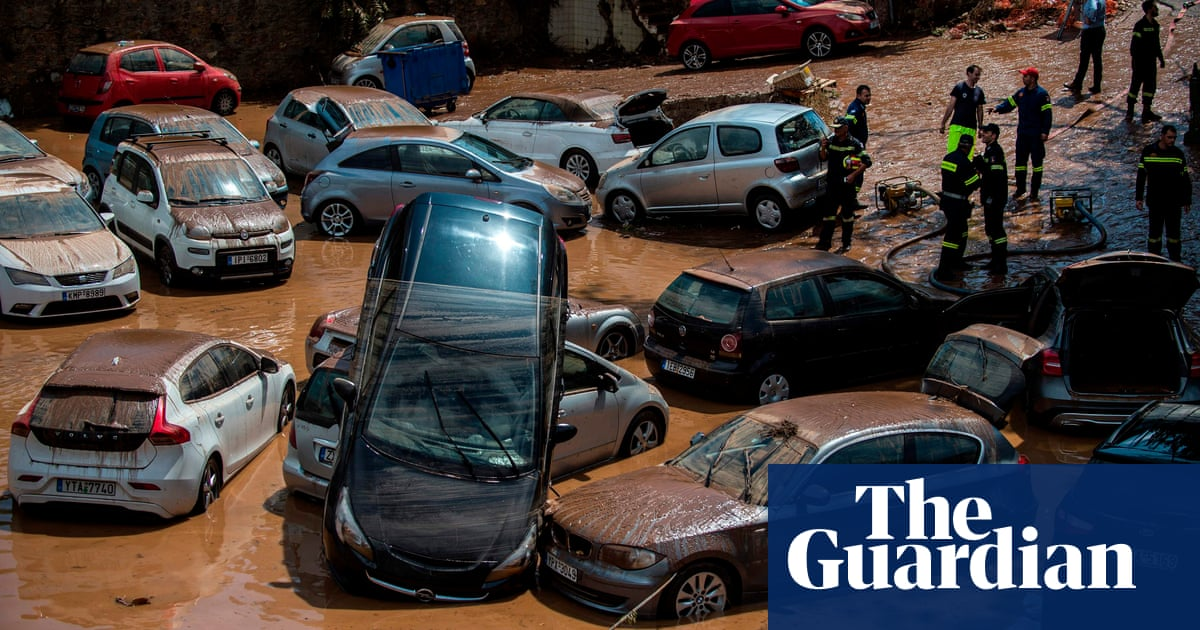 Extreme global weather is 'the face of climate change' says leading scientist – Trending Stuff