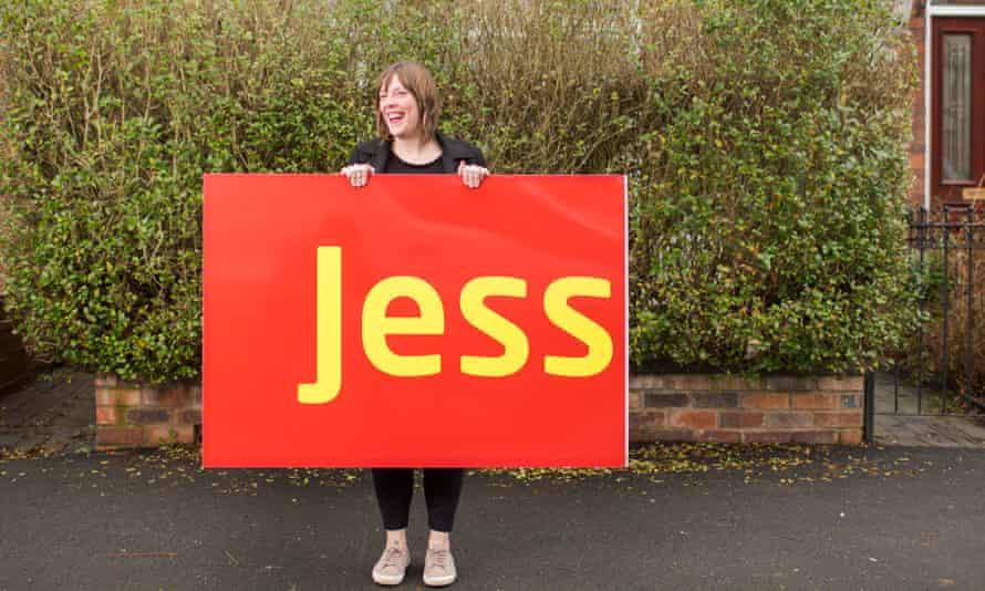 Jess Phillips Labour MP.