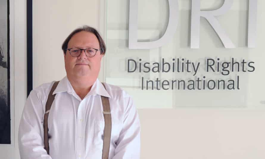 Eric Rosenthal, founder of Disability Rights International
