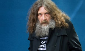 'Like nothing anyone had ever seen before' ... Alan Moore on Campbell.