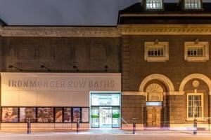 Ironmonger Row Baths, London