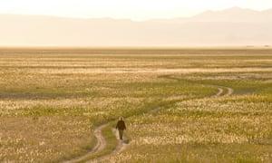 Brigid Delaney in Mongolia