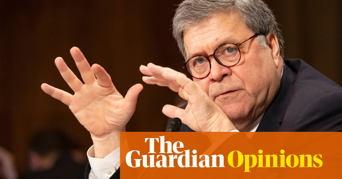 William Barr is acting like Trump's henchman | Austin Sarat