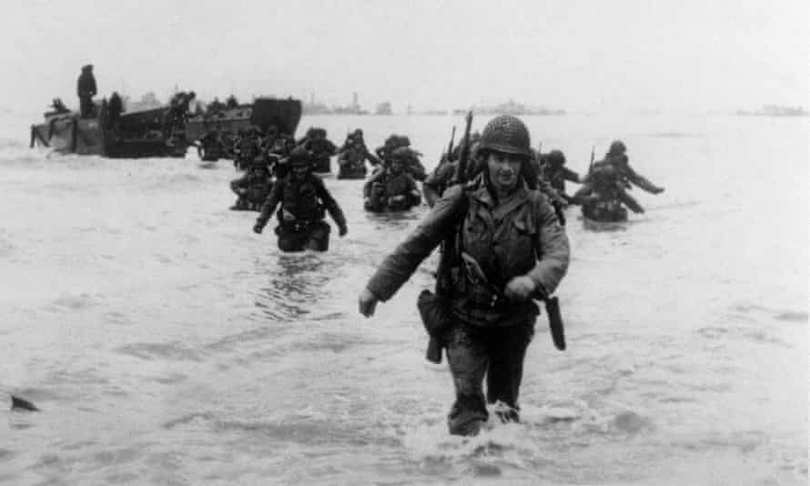 The D-day landings in 1944 cemented America's commitment to global intervention.