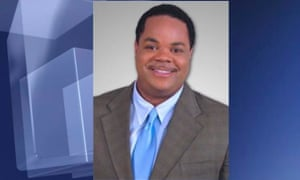 Vester Lee Flanagan, who was known on-air as Bryce Williams, in a photo from TV station WDBJ7.