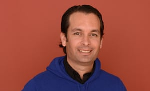 Alvaro Delgado-Aparicio, director of Retablo.