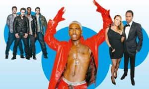 Change the record... Blue; Sisqo; and Mariah and her ex Nick Cannon