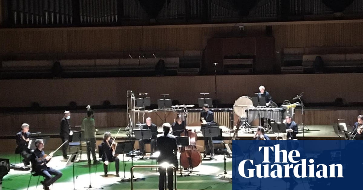 Huddersfield contemporary music festival – beauty and freshness and striking new sounds