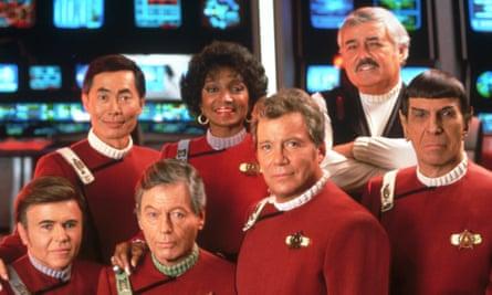 #Squadgoals: Star Trek