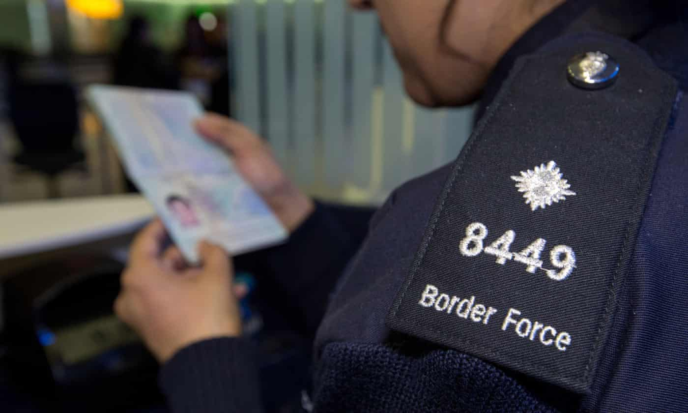 Home Office to assign Border Force jobs to agency workers