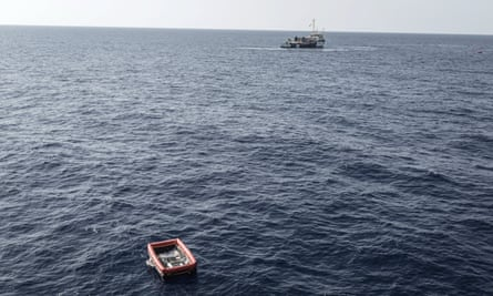 More than 3,300 migrants have died in the Mediterranean this year, according to the IOM.
