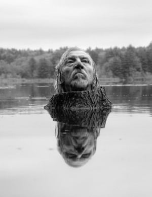 King of Fosters Pond, Fosters Pond, 2013This monograph is spanning five decades of work by the acclaimed Finnish-American photographer Arno Rafael Minkkinen