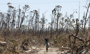 Since Dorian, a massive category 5 storm and one of the most powerful on record in the Caribbean, slammed into the Bahamas, the aid effort has been unusually complicated.