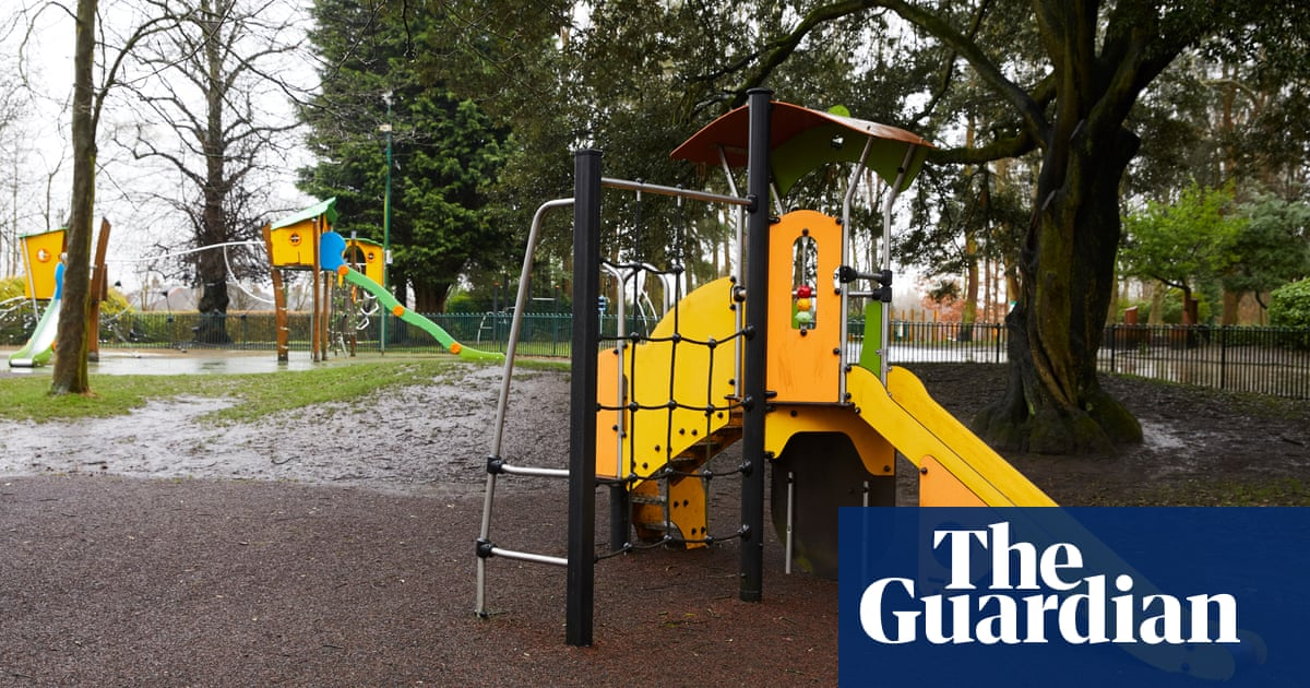 Does More Time On Playground Equal >> Time Running Out For Uk Parks Government Told Environment The