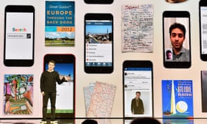 Airbnb CEO Brian Chesky speaks onstage. Airbnb has agreed to a landmark deal with London and Amsterdam.