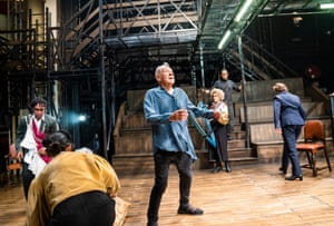 The production is directed by Sean Matthias with a company of actors who will also appear in The Cherry Orchard.