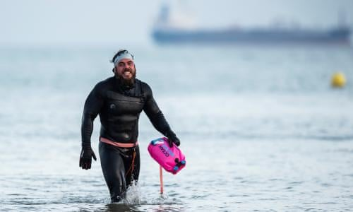 69140ea17bc07 It was brutal   Ross Edgley completes 157-day swim around Britain ...