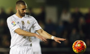 Karim Benzema is being supported by his club Real Madrid.