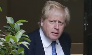Boris Johnson, the UK foreign secretary.