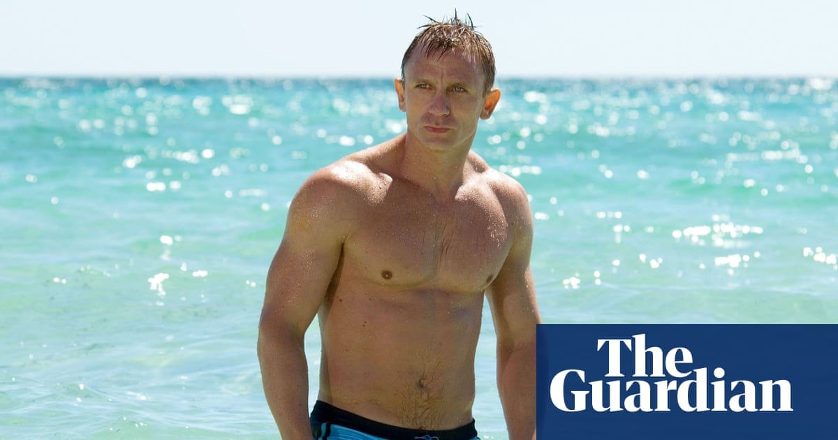 Sweaty, not stirred: is Daniel Craig really doing 12-hour ...