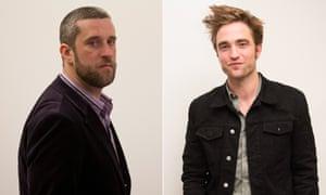 Dustin Diamond and Robert Pattinson