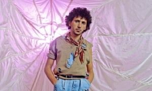 Kevin Rowland of Dexys Midnight Runners in 1982.