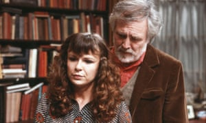 The original version ... Julie Walters as Rita and Mark Kingston as Frank in the first production of the play, commissioned for the RSC, at The Warehouse, London, in 1980. Walters won an Olivier award for her performance, and the play won comedy of the year.