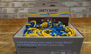 Unity Bands in box
