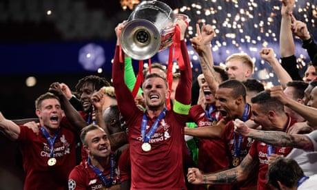 Liverpool win Champions League after Salah and Origi sink Tottenham