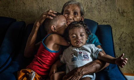 Duterte's war on drugs leaves tragic legacy for Filipino families – in pictures