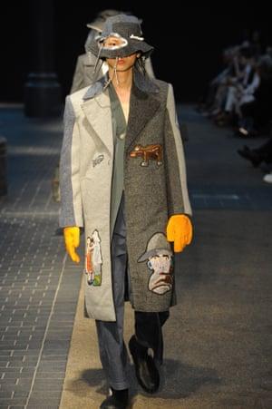 Will Morgan, London College of Fashion