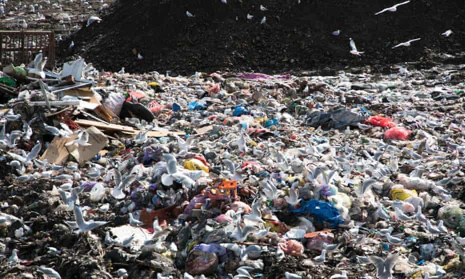 Waste facility Global Renewables in Eastern Creek, NSW