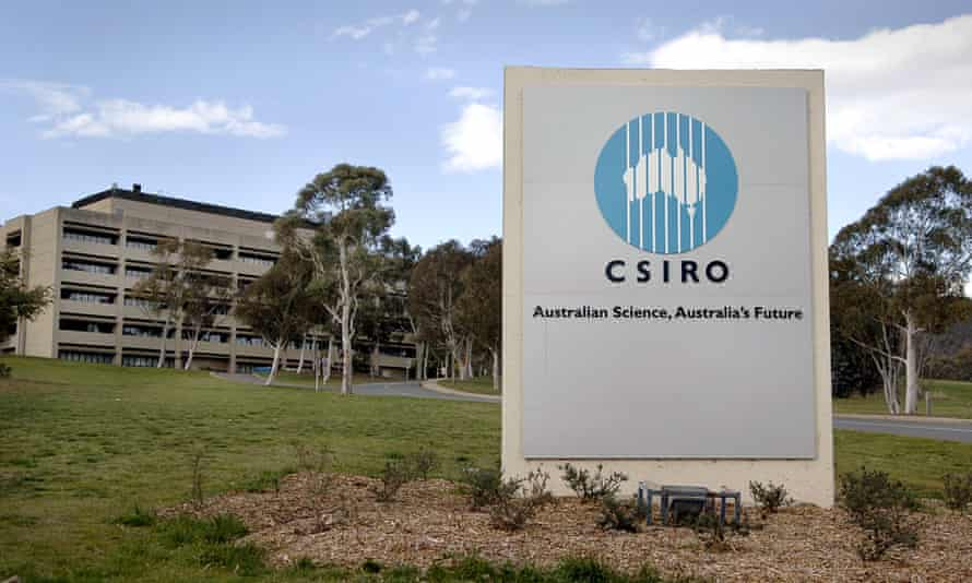 The CSIRO headquarters in Canberra