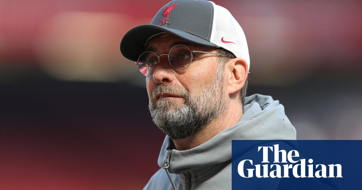 Klopp: Liverpool suffering because of Manchester United fixtures 'crime'