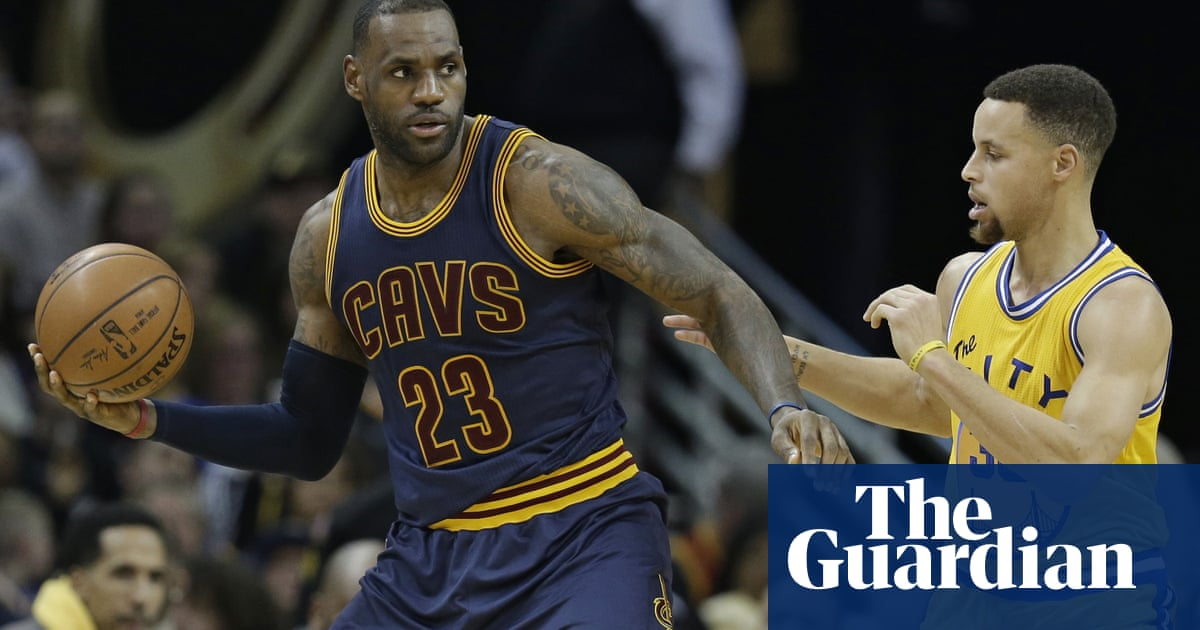 7146921d2c1 Sorry, Cleveland fans, but LeBron James isn't going to win a title with the  Cavs